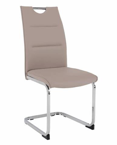 Tosena jedálenská stolička svetlohnedá