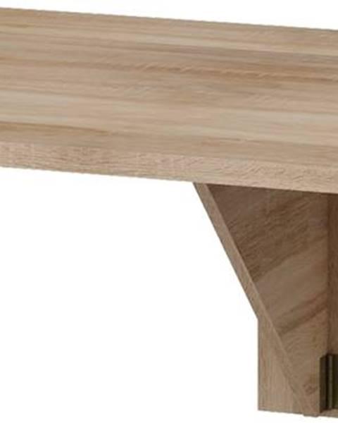 MEBLOCROSS Expert 8 skladací jedálenský stôl sonoma svetlá