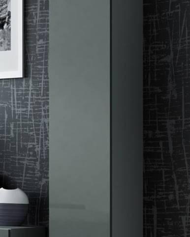 Vigo 180 skrinka na stenu sivá