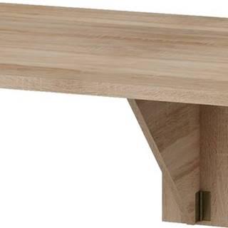 Expert 8 skladací jedálenský stôl sonoma svetlá