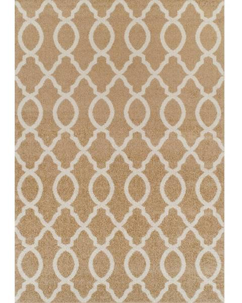 Kondela Nala koberec 57x90 cm béžová