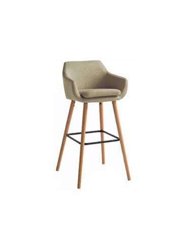 Tahira barová stolička béžová