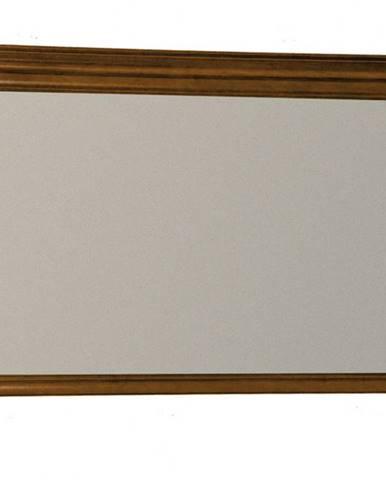 Zefir Z-L1 rustikálne zrkadlo na stenu toffi