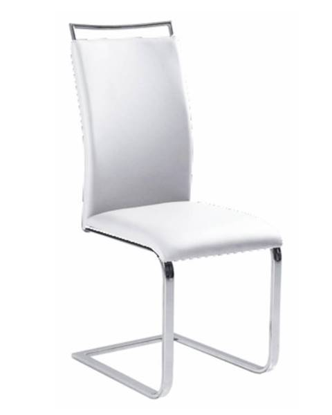 Tempo Kondela Barna New jedálenská stolička biela