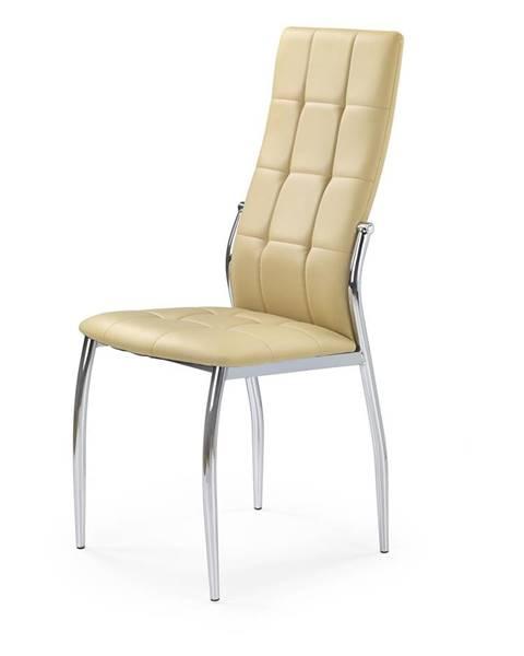 Halmar K209 jedálenská stolička béžová