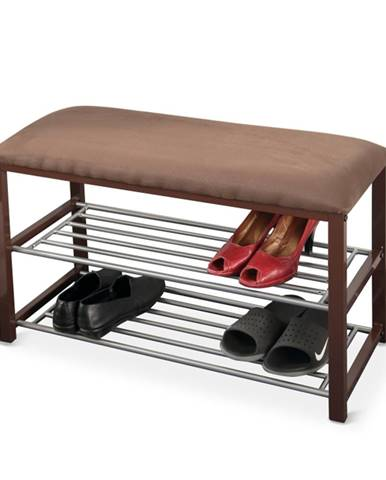 Langella botník so sedadlom čokoládová