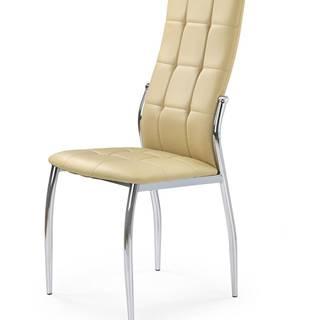 K209 jedálenská stolička béžová