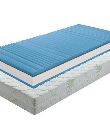 BE Silverhard obojstranný penový matrac 160x200 cm PUR pena