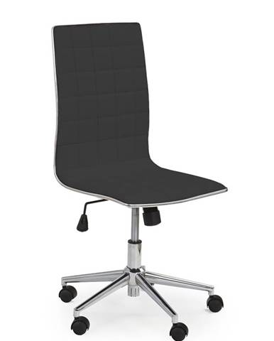 Tirol kancelárska stolička čierna