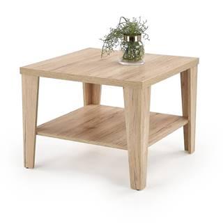 Muccia konferenčný stolík dub san remo