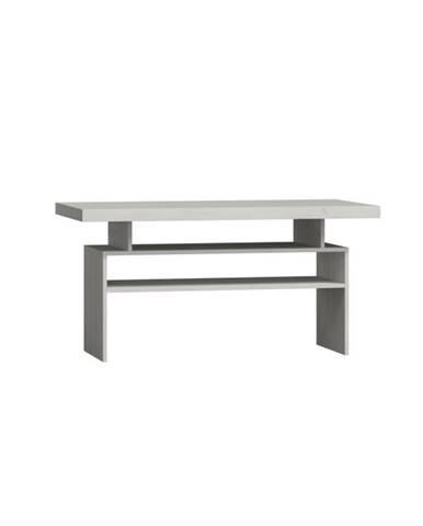Infinity 13 konferenčný stolík jaseň biely