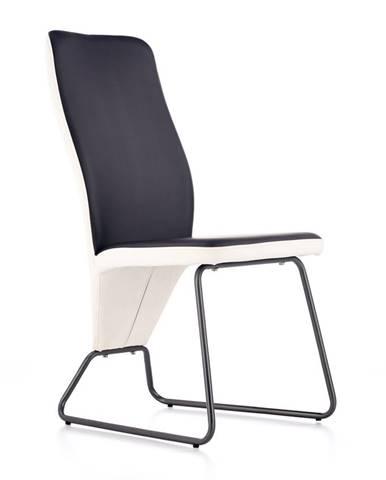K300 jedálenská stolička čierna