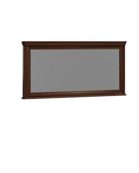TARANKO Prato PR-L1 rustikálne zrkadlo na stenu višňa 02