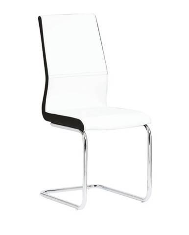 Neana jedálenská stolička biela
