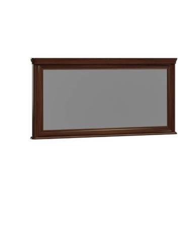 Prato PR-L1 rustikálne zrkadlo na stenu višňa 02