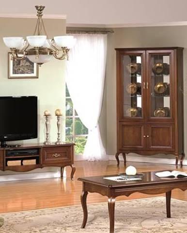 Prato rustikálna obývacia izba višňa 02