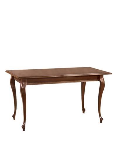 Verona V-10 rustikálny pomocný stôl hnedá (Cognac 18)