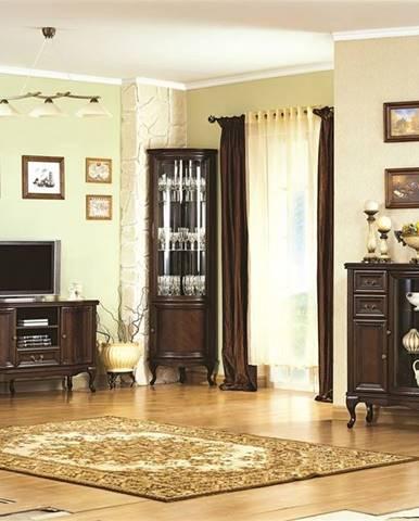 Wersal rustikálna obývacia izba wenge