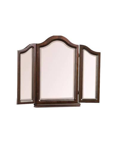Wersal W-TL rustikálne zrkadlo wenge