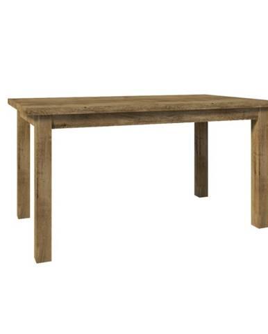 Montana STW jedálenský stôl dub lefkas tmavý