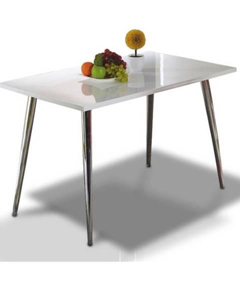 Tempo Kondela Pedro jedálenský stôl biela