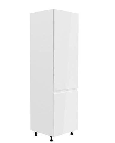 Aurora D60R P potravinová skriňa biela
