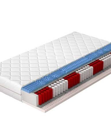 Amateo 140 obojstranný taštičkový matrac latex