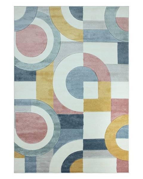 Asiatic Carpets Koberec Asiatic Carpets Retro Multi, 200 x 290 cm