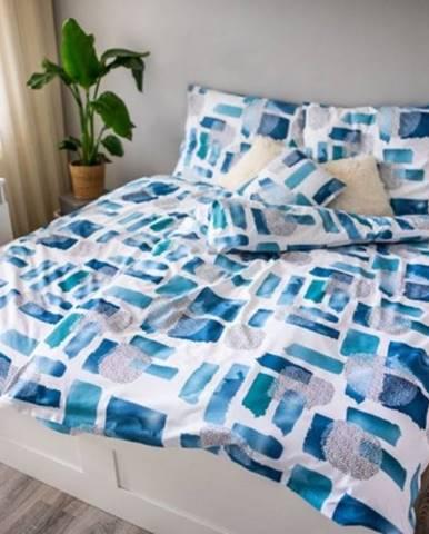 Obliečky Abstract blue