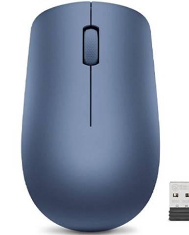 Bezdrôtová myš Lenovo 530, abyss blue + Zdarma podložka Olpran