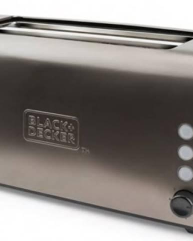 Hriankovač Black+Decker BXTO1500E, 1500W, nerez
