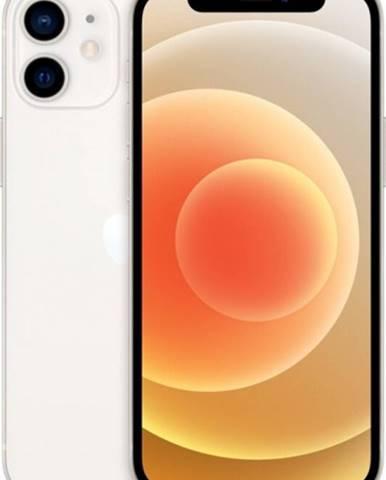 Mobilný telefón Apple iPhone 12 mini 64GB, biela