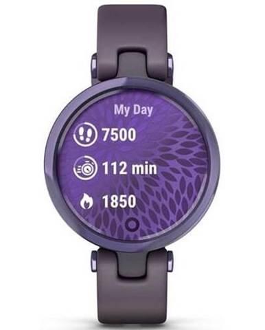 Inteligentné hodinky Garmin Lily Sport Midnight Orchid / Orchid