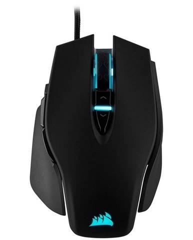 Myš  Corsair M65 RGB Elite čierna