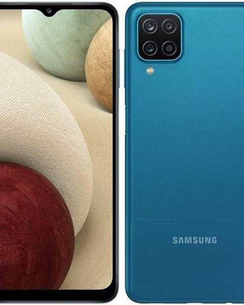 Samsung Mobilný telefón Samsung Galaxy A12 64 GB modrý