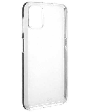 Kryt na mobil Fixed na Motorola Moto G9 Plus priehľadný