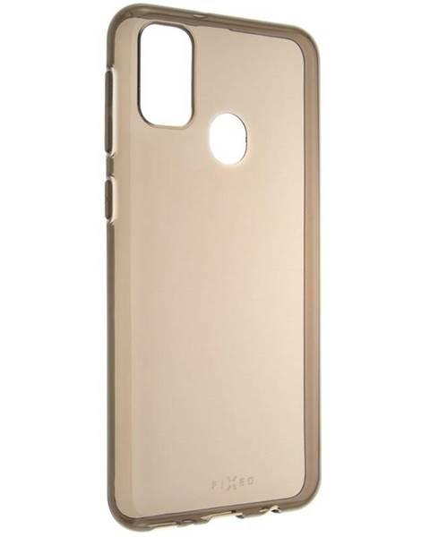 FIXED Kryt na mobil Fixed Slim na Samsung Galaxy M21 - kouřový