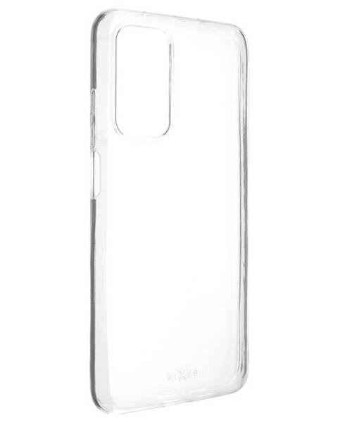 FIXED Kryt na mobil Fixed Skin na Xiaomi Mi 10T Pro priehľadný