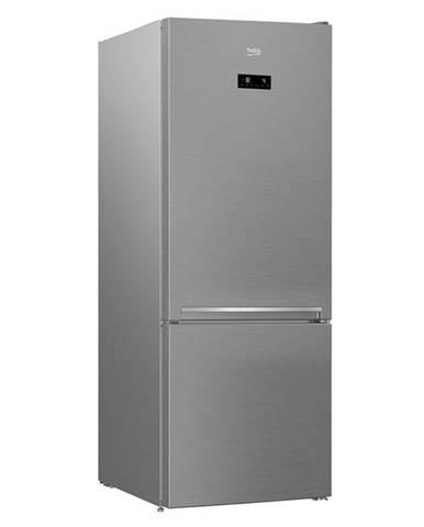 Kombinácia chladničky s mrazničkou Beko EVO Rcne560e40zxbn