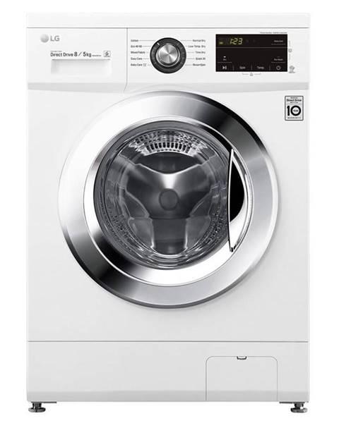 LG Práčka so sušičkou LG F48j3tm5w biela
