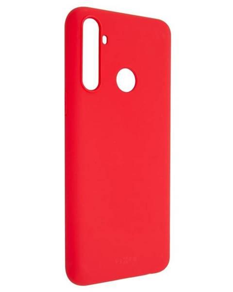 FIXED Kryt na mobil Fixed Story na Realme 6i/C3 červený