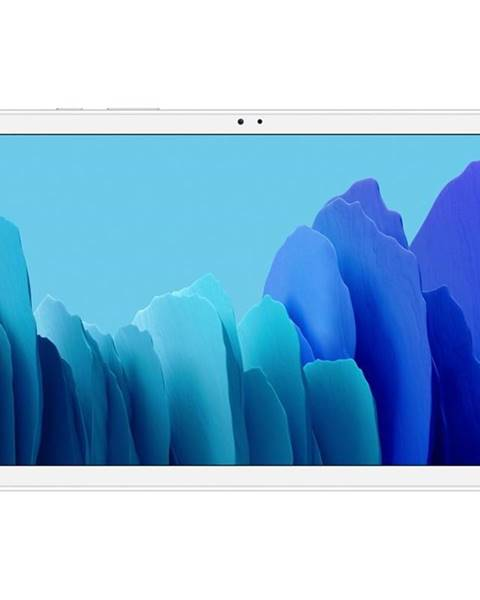Samsung Tablet  Samsung Galaxy Tab A7 LTE strieborný