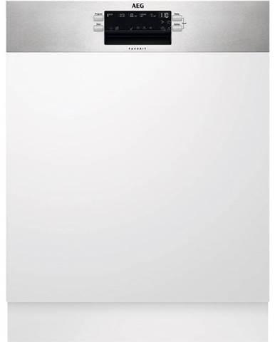 Umývačka riadu AEG Mastery Fes5395xzm