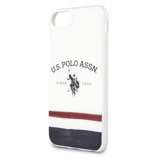 Kryt na mobil U.S. Polo Tricolore na Apple iPhone 8/SE