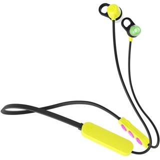 Slúchadlá Skullcandy JIB+, Bluetooth žltá