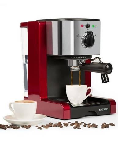 Espresso Klarstein Passionata Rossa 20 červen