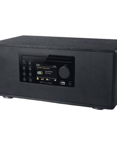 Mikro HiFi systém MM-695 DBT čierny
