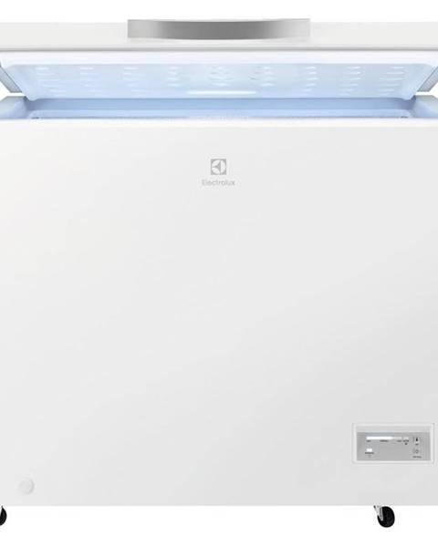 Electrolux Mraznička Electrolux Lcb3lf26w0 biela