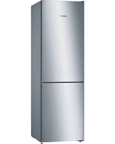 Kombinácia chladničky s mrazničkou Bosch Serie | 4 Kgn36vldd nerez