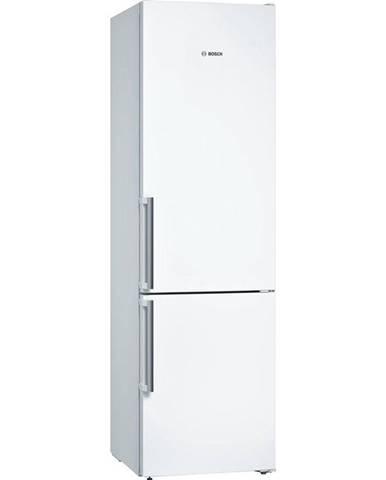 Kombinácia chladničky s mrazničkou Bosch Serie | 4 Kgn39vwep biela